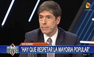 25/07/2017: Juan Manuel Abal Medina y el mal momento que le hizo pasar el economista José Luis Espert en vivo