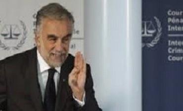 25/07/2017: La OEA designó al experto argentino Luis Moreno Ocampo para investigar los crímenes de lesa humanidad en Venezuela