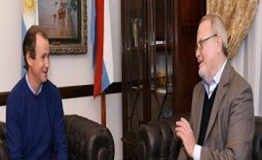 25/07/2017: Bordet expresó su dolor por el fallecimiento de Rolando Kaehler