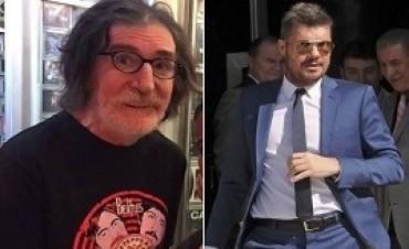 25/07/2017: Charly García defenestró a Marcelo Tinelli en una canción