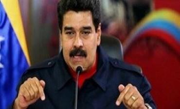 27/07/2017: Maduro llamó sanguijuela a Macri y calificó su gobierno de nefasto