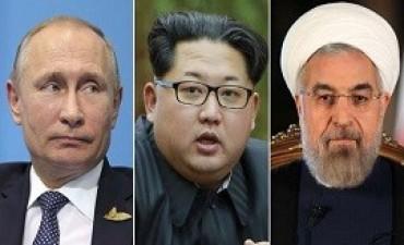 27/07/2017: EEUU  El Senado de EEUU aprobó las sanciones contra Rusia, Irán y Corea del Norte y envió la ley al presidente Trump para su firma