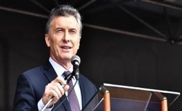 29/07/2017: Macri en la Rural: