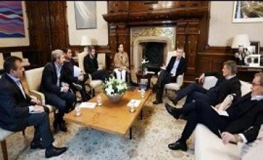 31/07/2017: Macri encabezó una reunión de coordinación en la Casa de Gobierno