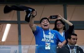 03/07/2018: Diego Maradona: