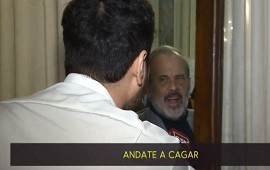 09/07/2018: La grosera respuesta del diputado Eduardo Amadeo a un pedido de