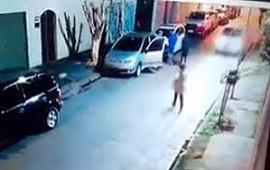 10/07/2018: Niño héroe: tiene 12 años y defendió a su abuelo de un robo con un palo