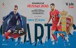 10/07/2018: EN VIVO Mundial Rusia 2018: Bélgica vs Francia, una semifinal con sabor a final anticipada