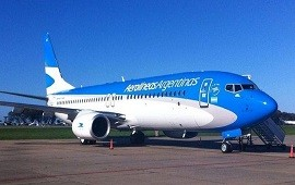 16/07/2018: Aerolíneas Argentinas debió suspender un vuelo porque gremialista amenazó a un piloto