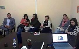 16/07/2018: Organismos provinciales y civiles se forman en trata de personas