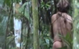 20/07/2018: Logran fotografiar al último sobreviviente de una tribu: vive sólo hace 22 años