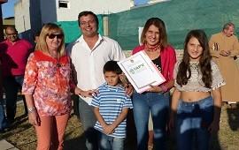 20/07/2018: La provincia ejecutará 10 viviendas en Antonio Tomás con recursos propios