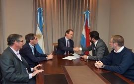 20/07/2018: Empresas de Estados Unidos buscarán oportunidades de inversión en Entre Ríos