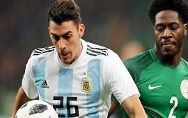28/07/2018: Cristian Pavón opinó sobre Jorge Sampaoli y sobre la salida del DT de la Selección