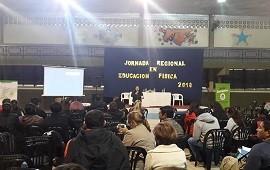 30/07/2018: Entre Ríos participó de las Jornadas Regionales en Educación Física del Noreste Argentino