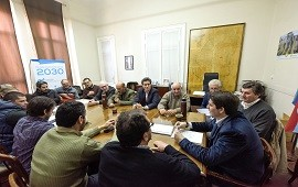30/07/2018: Desde la Mesa de Enlace valoraron la reunión con el gobierno