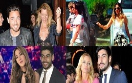 02/07/2018: Jimena Barón, a los besos con Facundo Moyano y a pasos de Nicole Neumann, quien estaba junto a su novio, ex de la cantante
