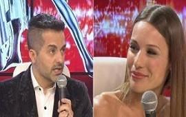 02/07/2018: Pampita regresó al país e insultó al programa de Ángel de Brito: