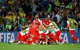 03/07/2018: ¡Relojito inglés Mundial! Inglaterra eliminó a Colombia y va por Suecia