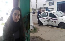 10/07/2018: Melany Aguiar apareció sana y salva en Pilar