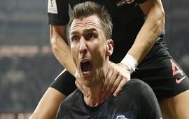 11/07/2018: Croacia hace historia: jugará su primera final de un Mundial