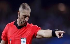 12/07/2018: Histórico: Néstor Pitana será el árbitro de la final del Mundial entre Francia y Croacia