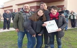 17/07/2018: Familias de Concepción del Uruguay ya cuentan con sus viviendas propias