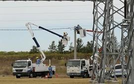 18/07/2018: Con una inversión millonaria, la provincia avanza el cierre energético del norte entrerriano