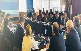 19/07/2018: Se expuso las realidades de los puertos entrerrianos ante el Consejo Federal Portuario