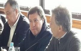 20/07/2018: Macri en Bariloche: reunión con funcionarios y empresarios del sector turístico, pero sin anuncios