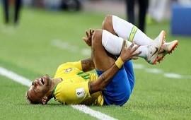 21/07/2018: Neymar La sarcástica respuesta de Neymar tras las críticas por sus simulaciones: