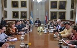 23/07/2018: Entre Ríos planteó su preocupación por la falta de recursos de nación para obras viales