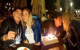 24/07/2018: Maradona le propuso matrimonio a Rocío Oliva y se casan próximamente