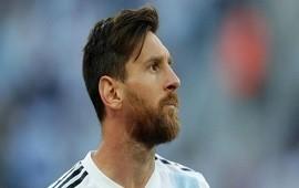 26/07/2018:  Lionel Messi ya decidió qué será de su futuro en la Selección