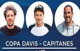 27/07/2018: Desplazan a Orsanic como capitán de la Copa Davis y lo reemplazan Gaudio, Coria y Cañas