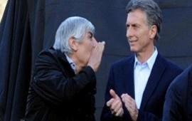 31/07/2018: Se recrudece la pelea Moyano - Macri: le pusieron una millonaria multa a Camioneros