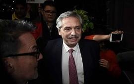 03/07/2019: Bordet se anota para la foto de los gobernadores con Alberto Fernández