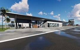 05/07/2019: Tras las gestiones del gobernador se aprobó el crédito para la construcción del aeropuerto binacional de Concordia