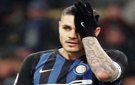 06/07/2019: Mauro Icardi busca club: no será tenido en cuenta en Inter