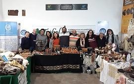 23/07/2019: Artesanos entrerrianos mostraron su producción en la Fiesta del Poncho 2019 en Catamarca