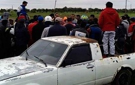 01/07/2019: Duelo en el automovilismo entrerriano: piloto de karting murió en la pista al salir a clasificar