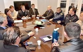 03/07/2019: Para frenar a los narcos, Cresto pide controlar los vehículos oficiales y la noche concordiense