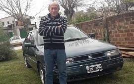 16/07/2019: Piden ayuda para encontrar a un hombre que se fue en su automóvil hace 11 días y desapareció