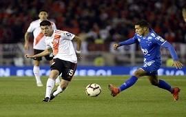 23/07/2019: Copa Libertadores: River no pudo romper el empate ante Cruzeiro y la llave se definirá en Brasil