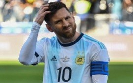 23/07/2019: ¿La sacó barata? Messi deberá cumplir una fecha de suspensión y pagar una multa por sus dichos contra la Conmebol
