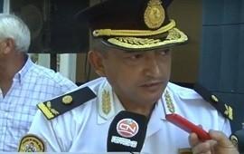 25/07/2019: El gobierno provincial dispuso el cambio de Jefe en la Policía de Concordia