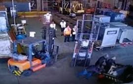 25/07/219: Impresionante golpe comando en el aeropuerto de San Pablo: roban 750 kilos de metales preciosos
