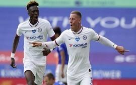 01/07/2020: Chelsea y Arsenal clasificaron a la semifinal de la Copa FA