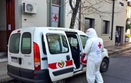 """01/07/2020: La filial local de Cruz Roja realizó controles a """"más de 500"""" concordienses que debieron hacer cuarentena"""