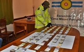 02/07/2020: Dos entrerrianos no pudieron justificar el traslado de más de un millón de pesos por la ruta 14
